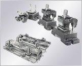 Metallic fabrications press molds