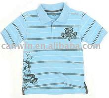2012 yarn dye child tshirts