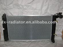 Automobile Radiator for TOYOTA COROLLA ZZE12 AT