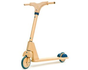 Toy Wooden Scooter