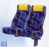 cloth bus seat/auto seat/coach seat
