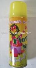 Party popper-flower spray