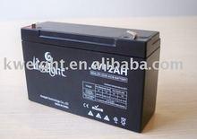 6V12AH sealed lead acid battery