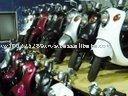Used taiwan Yamaha vino scooter
