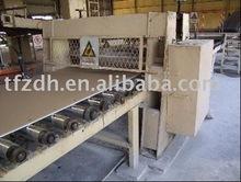 gypsum board building production line