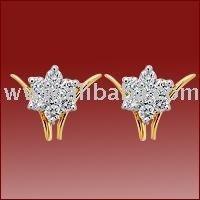 Nakshatra Diamond Earrings
