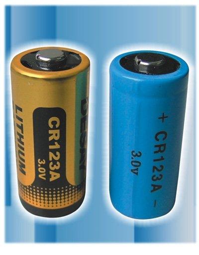 lithium 3 volt cr123a battery