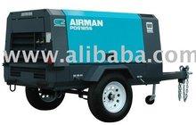 Airman portable compressors