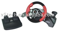 Racing wheel for PC/PS Game X5tech