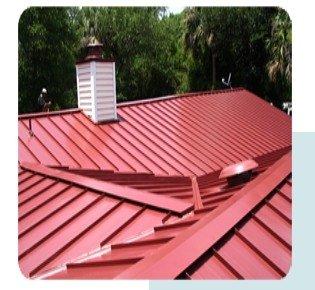 Standing Seam Metal Roofing Design Service