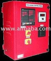 FIRE ENGINE CONTROL PANEL