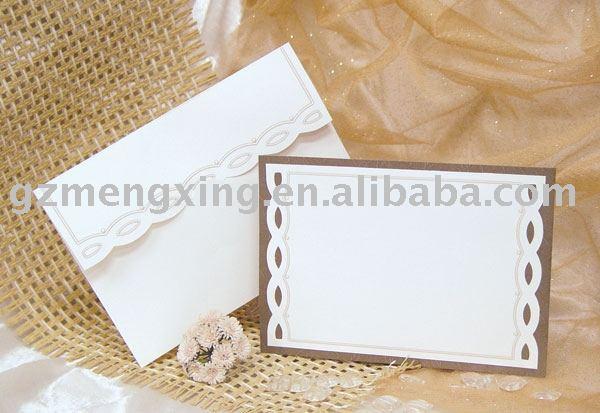 pretty wedding greeting cards wedding decorations