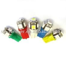 12V T10 LED LIGHT, SMD LED BULB, CAR LED LIGHT Dashboard lights Interior lights Side lights