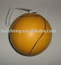 Tetherball/Swing ball/totem tennis