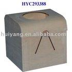 wooden tissue box, tissue holder, wooden box