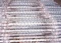 Poutres en fer pour la construction
