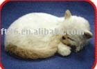 Household decoration/synthetic furry animal decoration