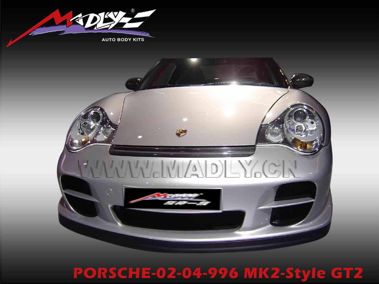 PORSCHE 996 GT2 Body kits