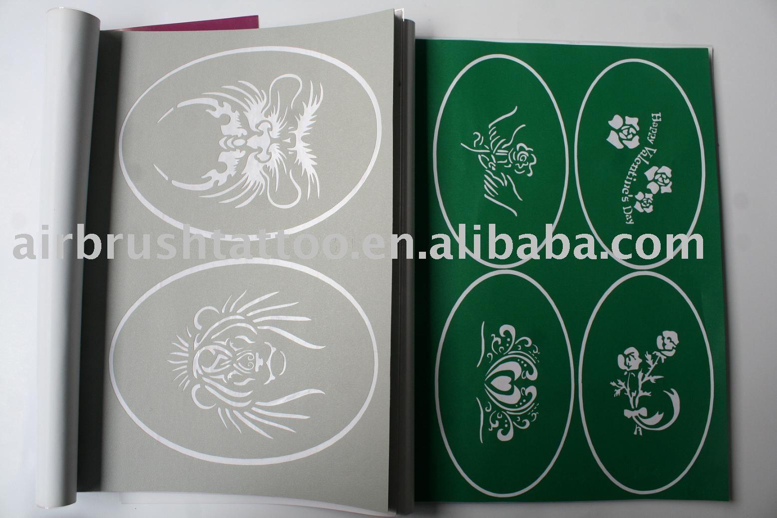 Temporary Tattoo Design(China