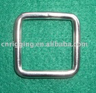 stainless steel square ring