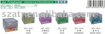 Car Air Freshener-Snow ice fragrance