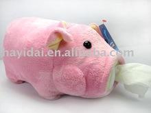 Plush tissue holder Model :BG14