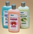 22.5oz refrescante aromaterapia nutritiva de luxo melhor frutas shampoo para cabelo com permanente