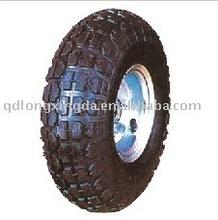 3.00-4 Pneumatic Wheel rubber wheel for airport cart