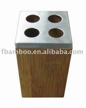 bambus zahnbürstenhalter