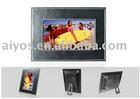 7 inch Digital Photo Frame Leather Cover Digital Panel 800*480 LCD Digital Photo Frame
