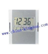 Big digit alarm clock for elder, wall style