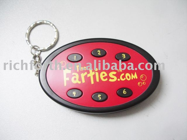 funny fart sounds. See larger image: plastic magic trick toy promotional fart sound keychain promotional fart noise maker plastic magic trick keychain toy. Add to My Favorites