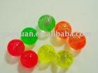 Transparent Bouncing Balls
