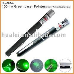 100mw Green Laser Presenter Pointer