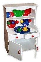 10009 Kitchen dresser Wooden Toys