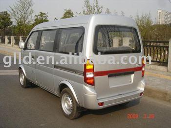 electric car (van)
