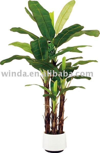 Fake tree fake plant banana tree group