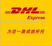 DHL Express special rate shipping to USA, Europe, Middle-east,etc