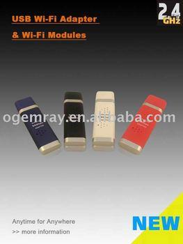 Wi-Fi USB Adapter & Wi-Fi Modules & WiFi Router