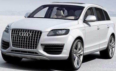 Audi 3.0 Tdi Quattro. Audi Q7 3.0 TDI Quattro