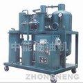 Hidráulico de filtragem de óleo lubrificante processamento / reciclagem / regeneração / tratamento / purificação planta com vácuo e sistema infravermelho
