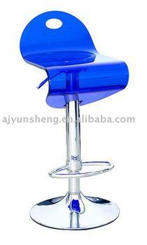 acrylic bar stool