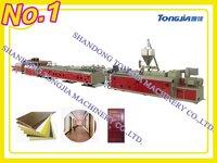 WOOD PLASTIC PANEL PRINT MACHINE