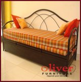 SCB2 Metal Sofa Cum Bed
