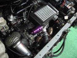 Perodua Kenari EJ-DE Turbo (110hp)