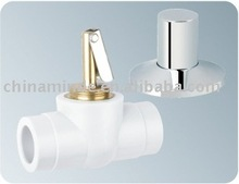 PPR fitting & Concealed Brass Ball Valve