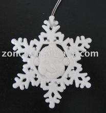 Snowflake Christmas Hangings ---ZNC08002