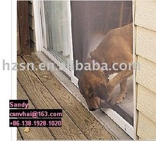 Flexible Replacement Screen Patio Door Pet Dog