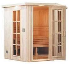 2 person dry sauna room / sauna house