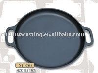 cast iron cookware/cast iron griddle